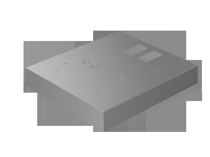 Основание для установки завесы Ballu BHC-DB-BS