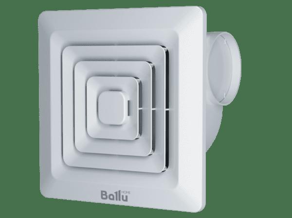 Вентилятор вытяжной Ballu Fort Quadro-1 FQ1-200
