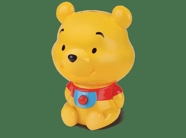 Ультразвуковой увлажнитель воздуха Ballu UHB-270 Winnie Pooh