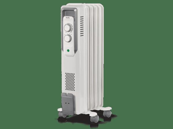 Радиатор масляный Ballu CUBE BOH/CB-05W 1000 (5 секций)