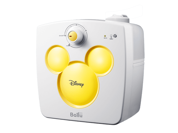 Ультразвуковой увлажнитель воздуха Ballu UHB-240 Disney yellow