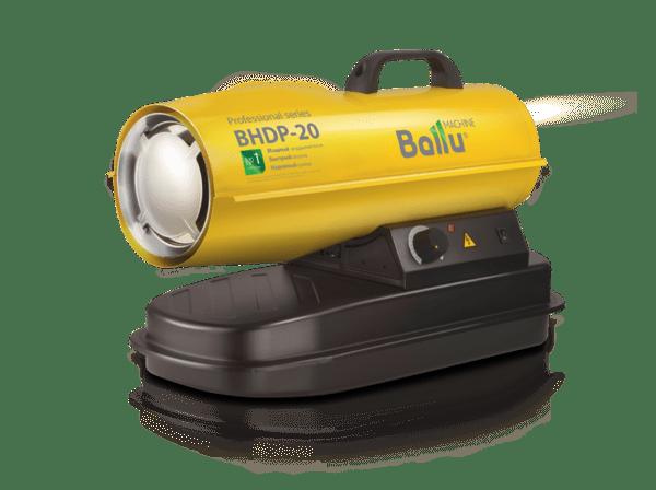 Тепловая пушка дизельная Ballu BHDP-20 (прямой нагрев)