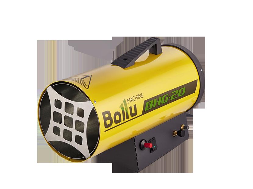 Тепловая пушка газовая Ballu BHG-10
