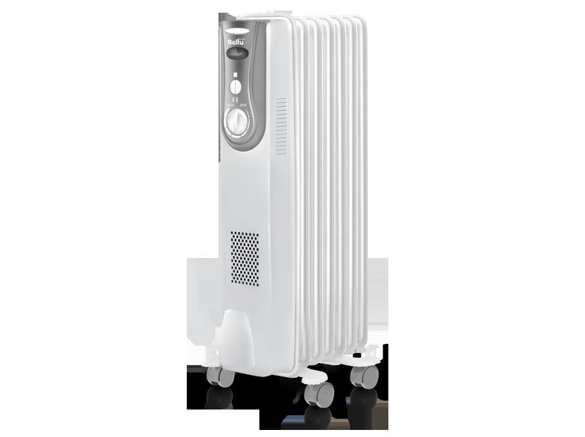 Радиатор масляный Ballu Level BOH/LV-05 1000 (5 секций)